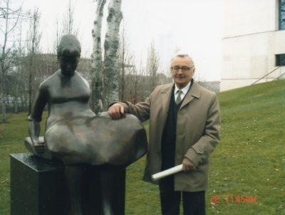 Henri Lenaerts En La UPNA.
