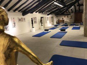 Seminario de yoga y meditación