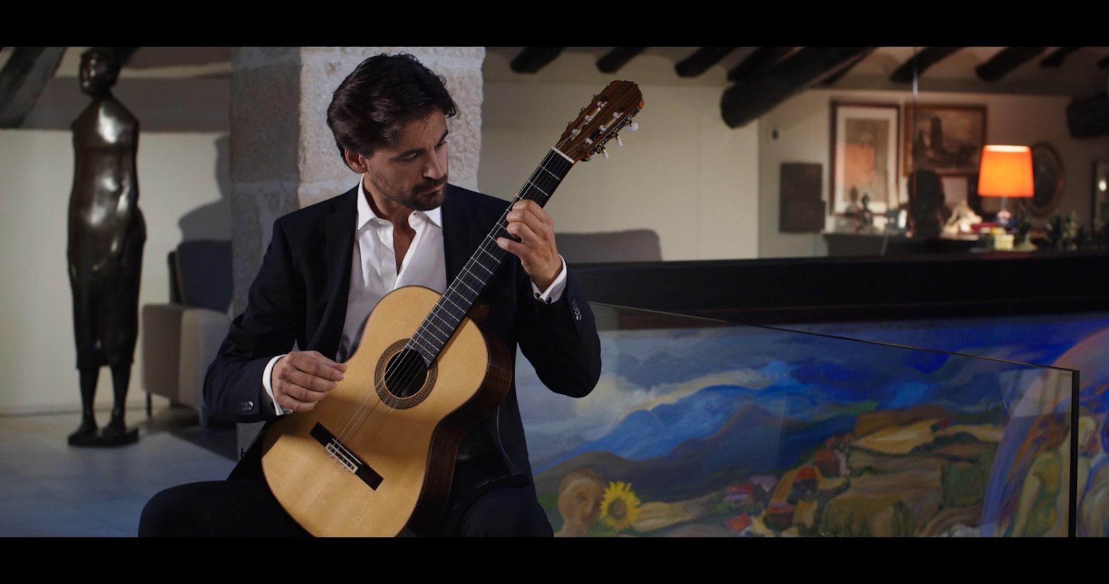 Se Estrena Vídeo En Homenaje A Agustín Barrios «Mangoré», Filmado En La Casa Museo