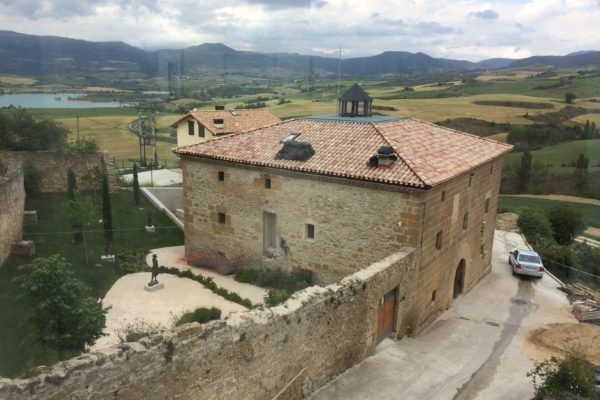 Casa Museo Del Centro Henri Lenaerts, En Irurre, Navarra