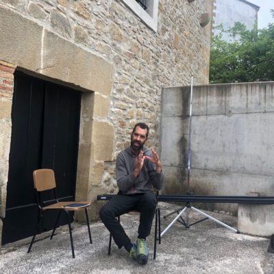 Charla Con Marc Badal En La Casa Museo Del Centro Henri Lenaerts, En Irurre