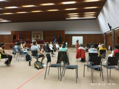 Inicio Del Curso De Verano Del Centro Henri Lenaerts Con La UPNA