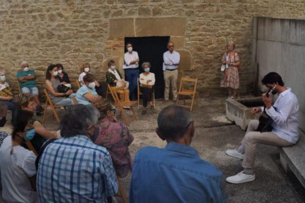 Cierre De Curso En El Jardín De La Casa Museo Del Centro Henri Lenaerts