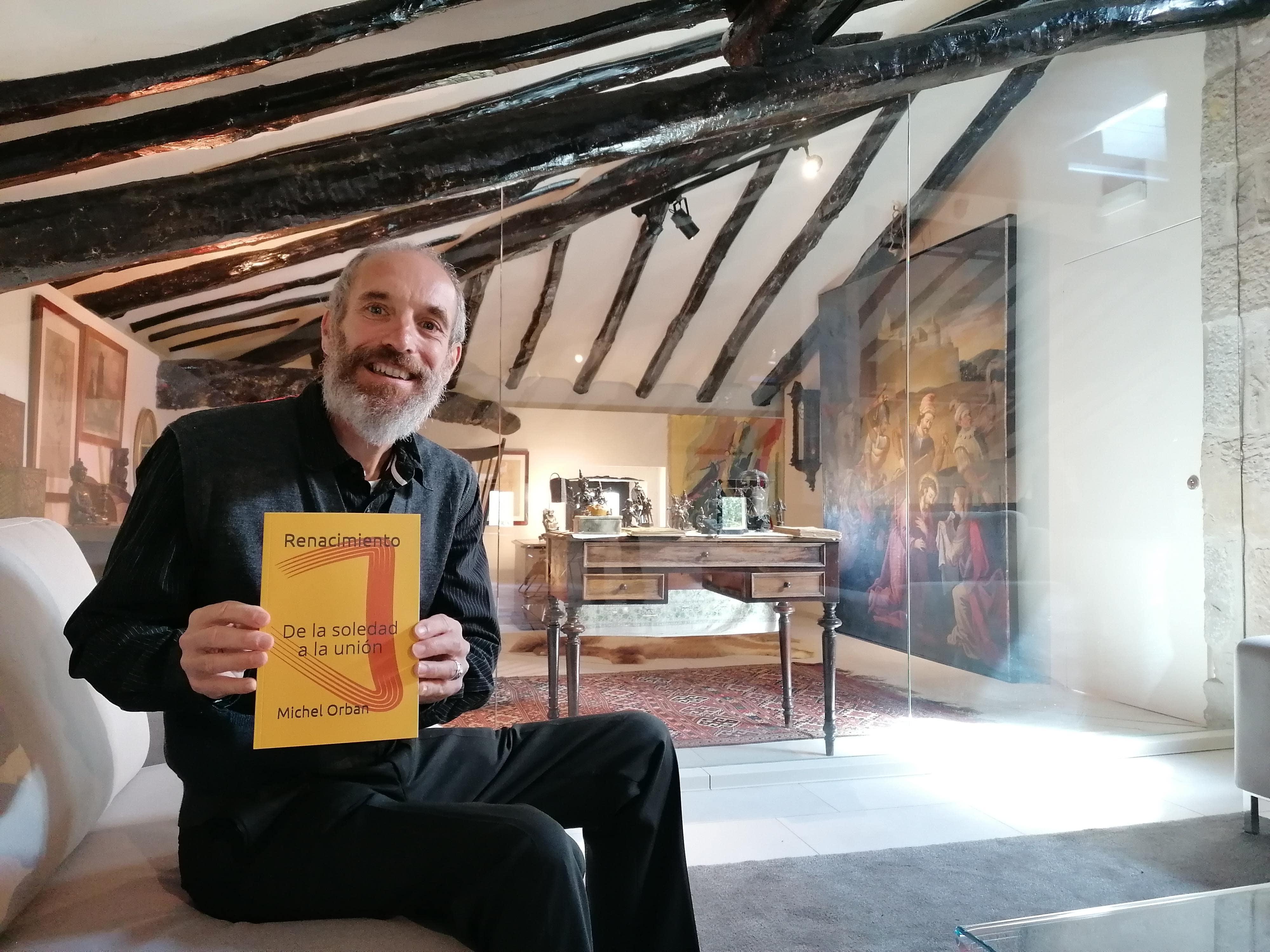 Presentación Del Libro Renacimiento, De Michel Orban