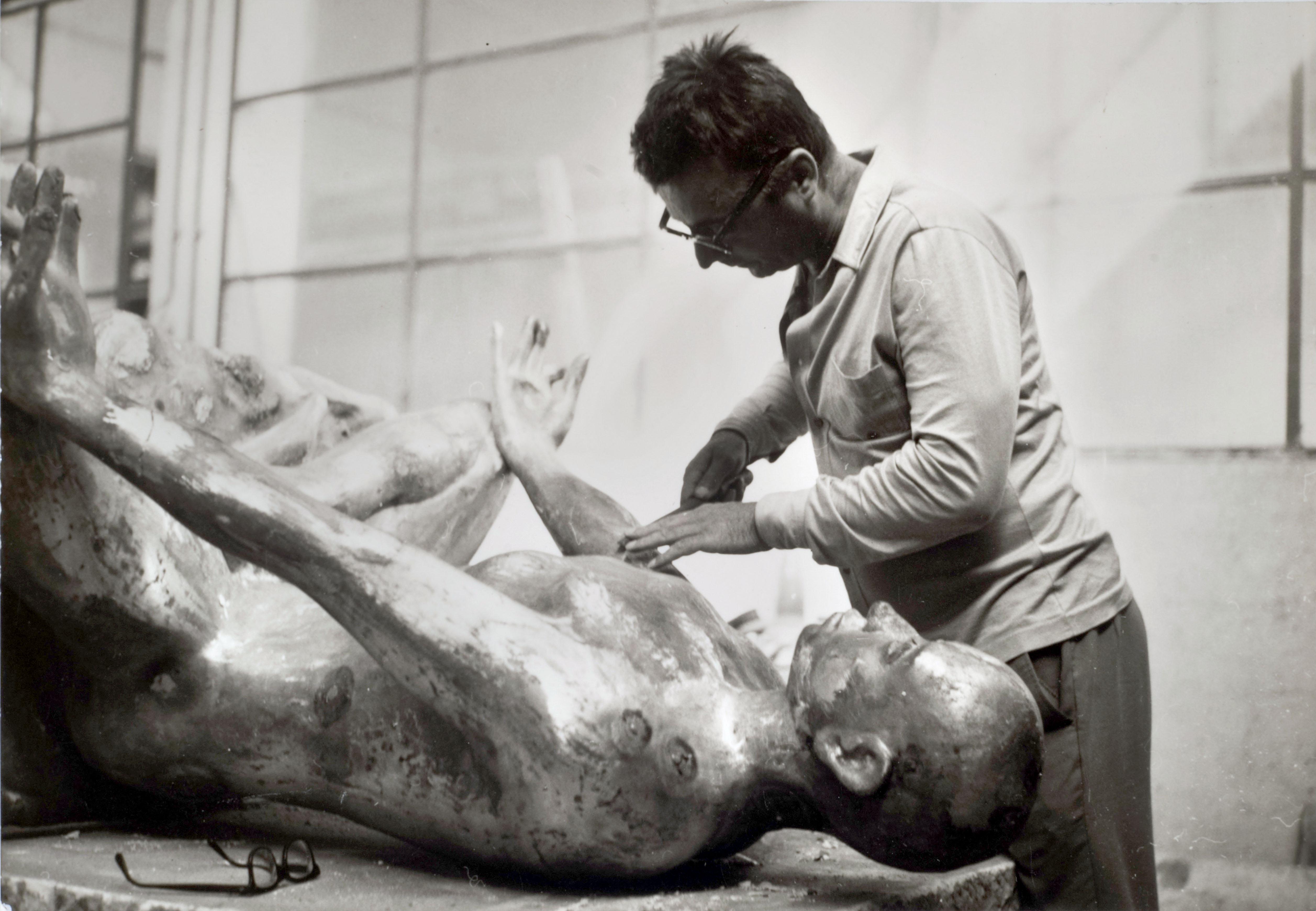 """""""Transformar Un Sentimiento En Escultura…"""""""