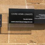 Señalética Museo Seguro Para La Apertura De La Casa Museo En La Nueva Normalidad