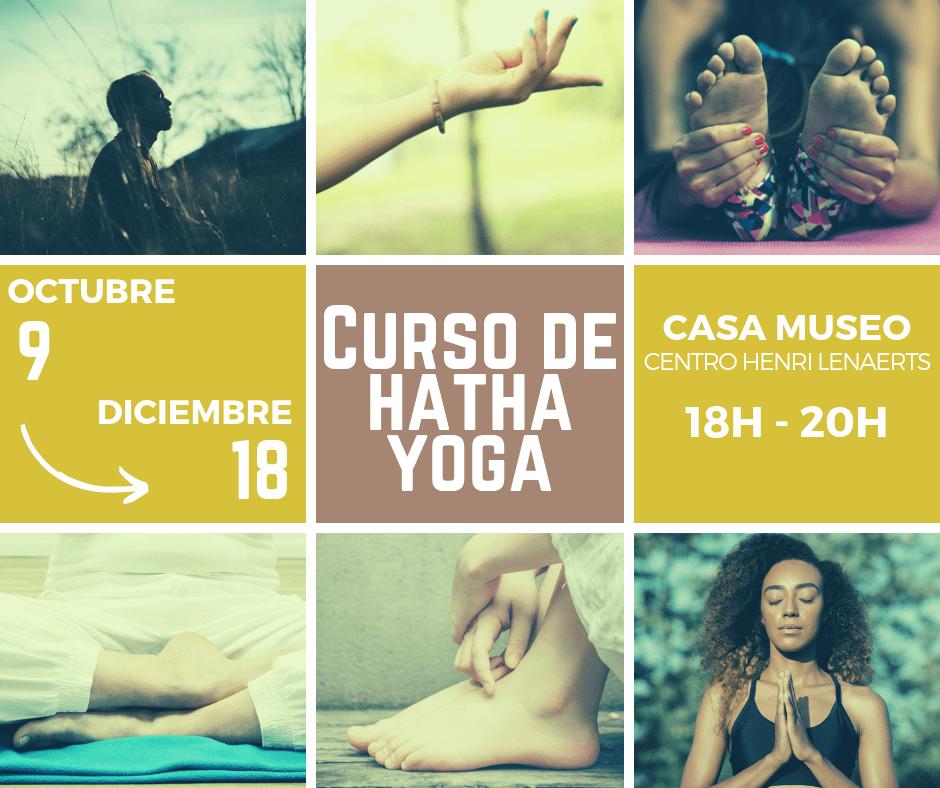 Curso trimestral de hatha yoga