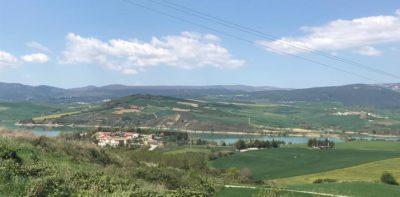 Irurre, Localidad Del Valle De Guesálaz, En La Zona Media De Navarra
