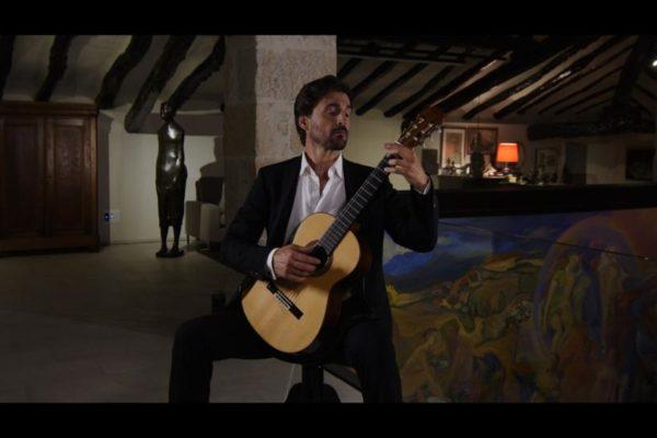 Grabación De Vídeo De Asier Peláez En La Casa Museo Del Centro Henri Lenaerts